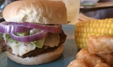 Cheddar Jalapeno Burgers