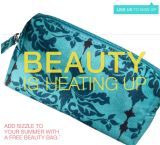 {Freebie} Target Summer Beauty Bag