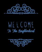 Welcome to the NeighborhoodPrintable